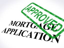 mortgage approved stamp