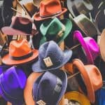 The many hats we wear